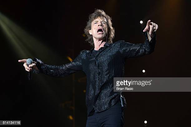 Rolling Stones America Latina Ole Tour In Lima Pictures and