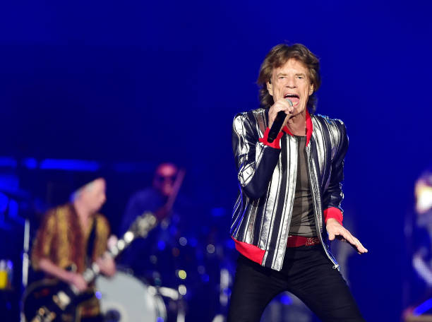 """MO: The Rolling Stones: 2021 """"No Filter"""" Tour Opener - St. Louis"""