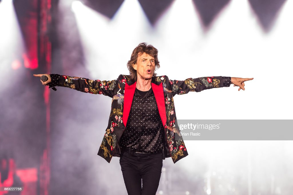 The Rolling Stones Perform At The U Arena : News Photo