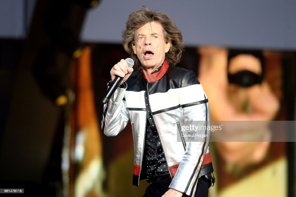 The Rolling Stones Perform At London Stadium