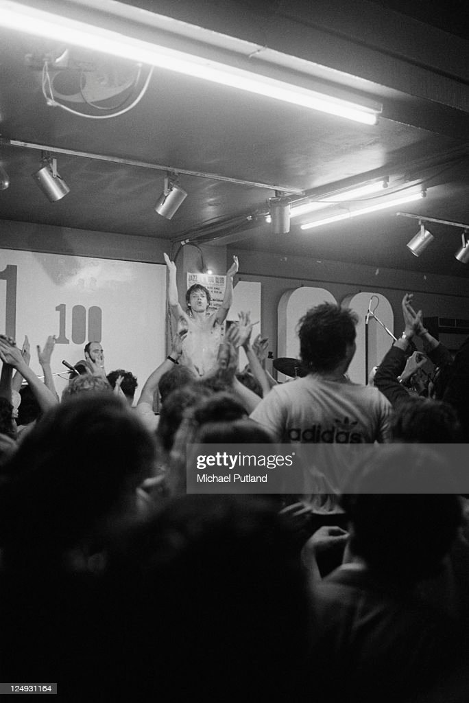 Stones At The 100 Club : News Photo