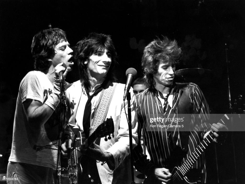 The Rolling Stone, Ken Regan Archive, In Concert 1970's