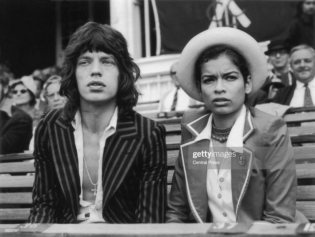 Mick Jagger : News Photo