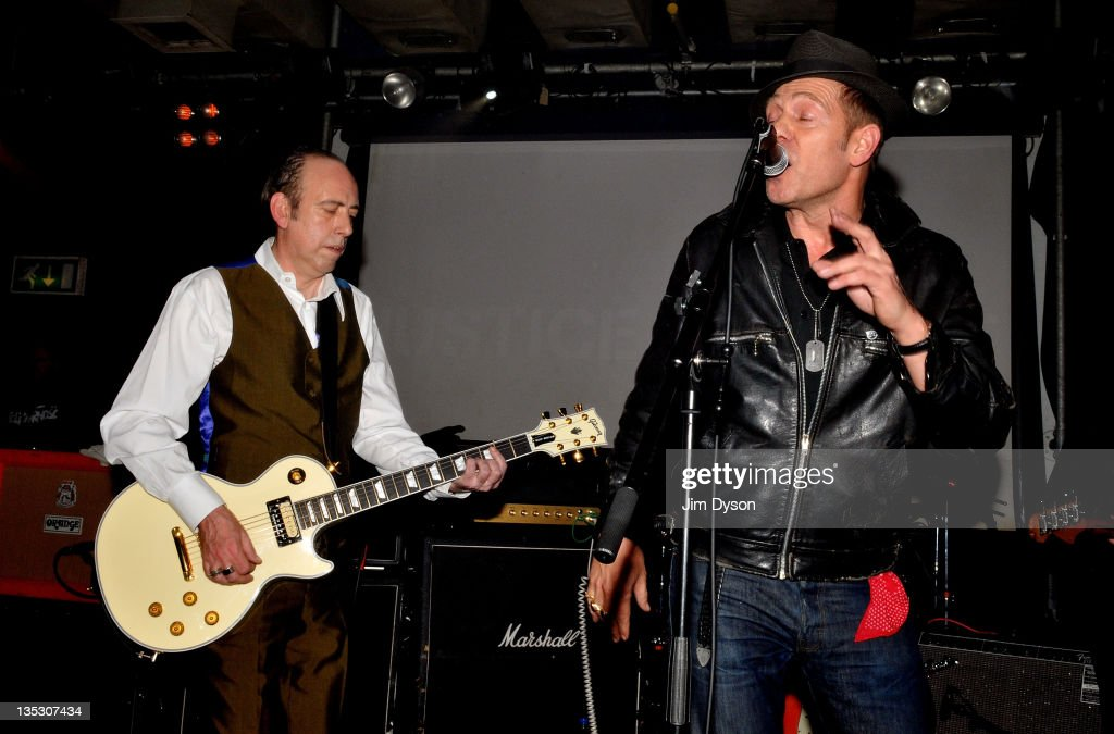 Hillsborough Justice Campaign Concert At The Scala : ニュース写真