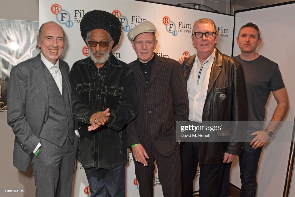 """BFI Southbank Screening Of """"The Clash: Westway To The World"""" : ニュース写真"""