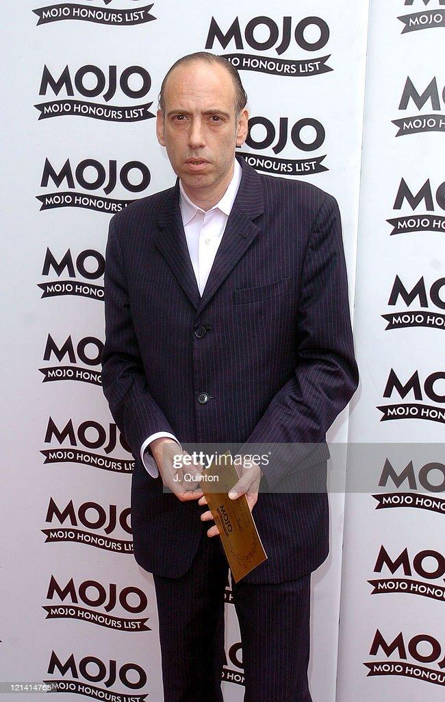 Mojo Honours List Awards 2004 - Arrivals