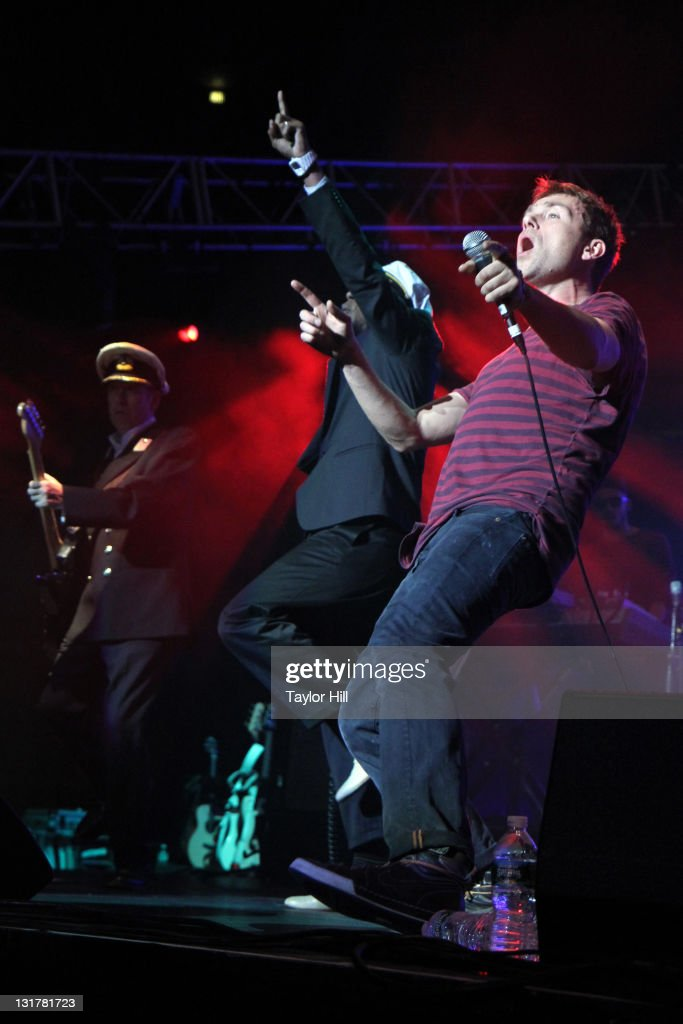 Gorillaz In Concert - October 8, 2010