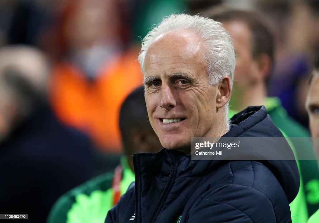 Republic of Ireland v Georgia - UEFA EURO 2020 Qualifier : News Photo