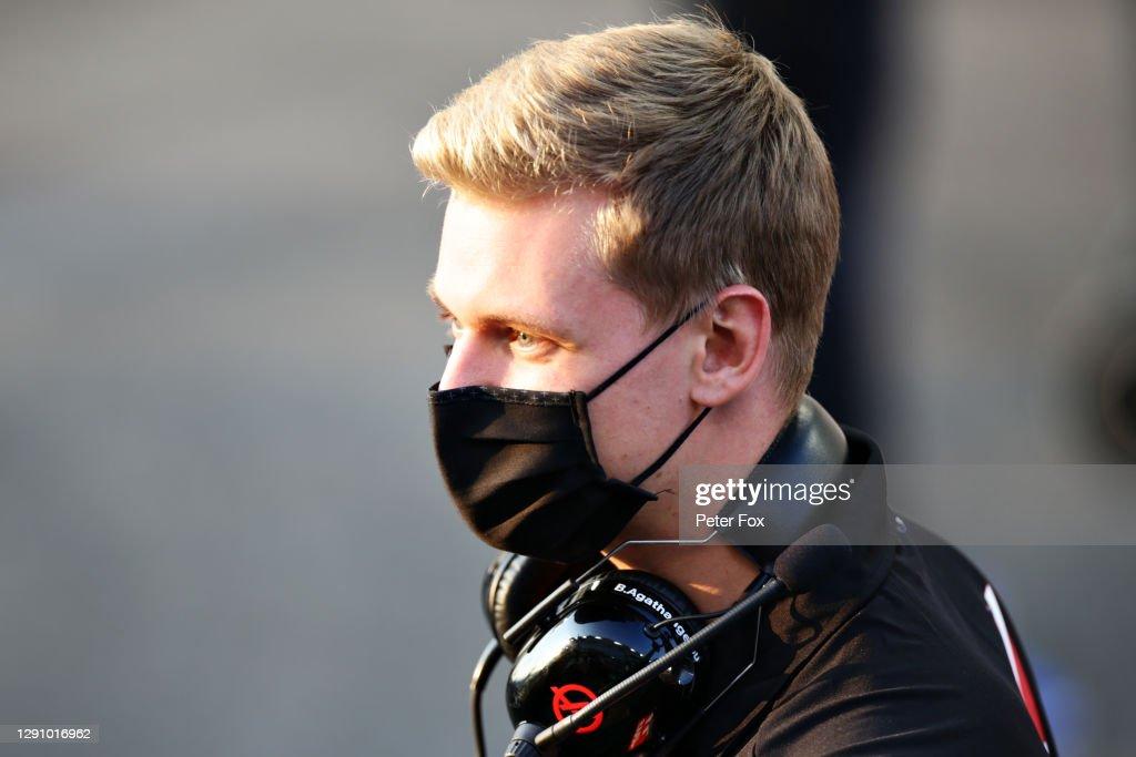 F1 Grand Prix of Abu Dhabi : News Photo