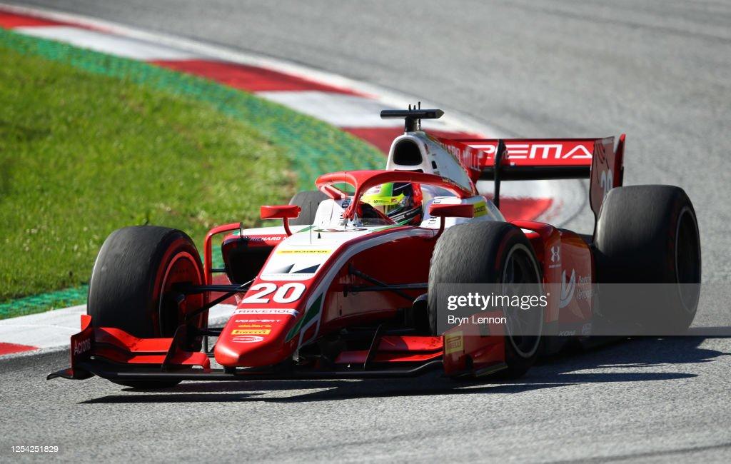 Formula 2 Championship - Round 1:Spielberg - First Race : News Photo