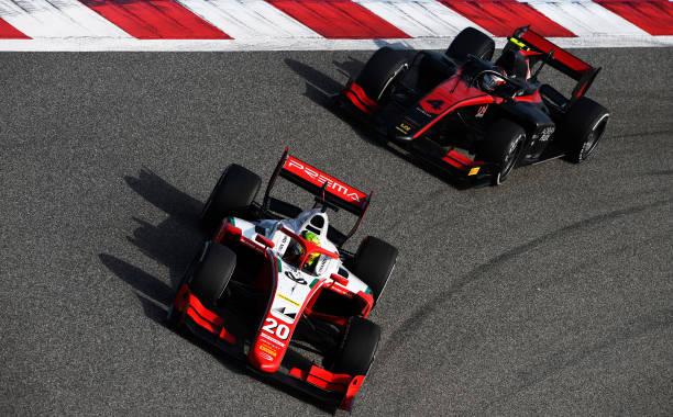 BHR: Formula 2 Championship - Round 11:Sakhir - Sprint Race