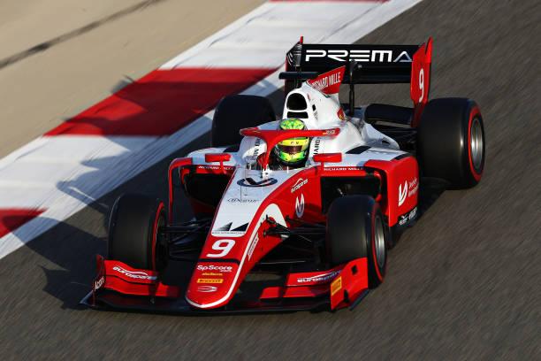 BHR: F2 Grand Prix of Bahrain - Practice/Qualifying
