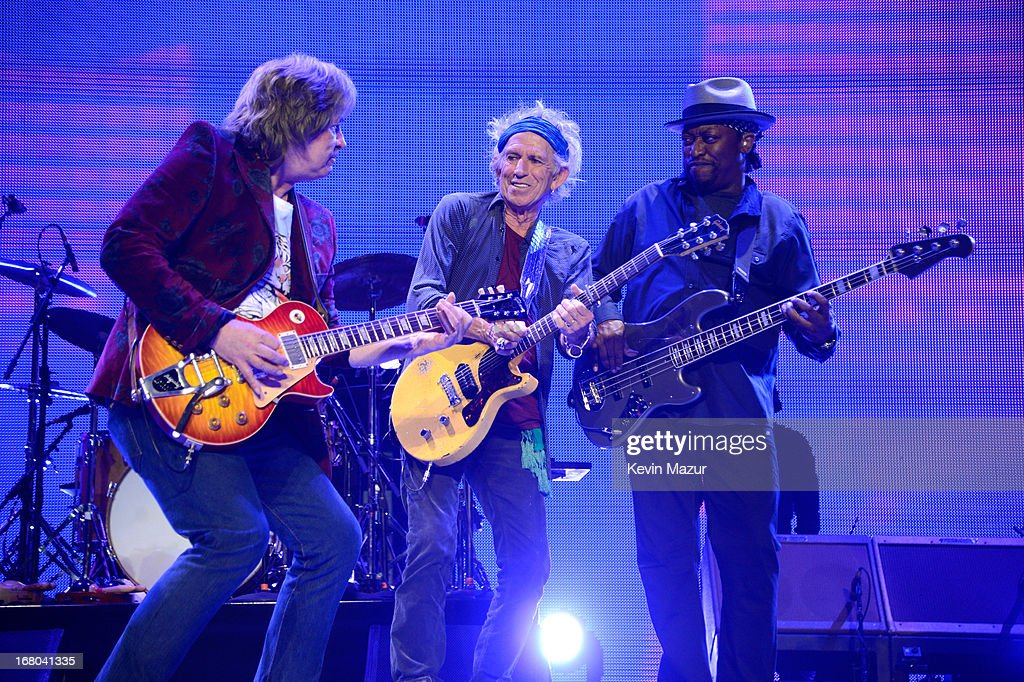 Rolling Stones '50 & Counting' Tour Opener : News Photo