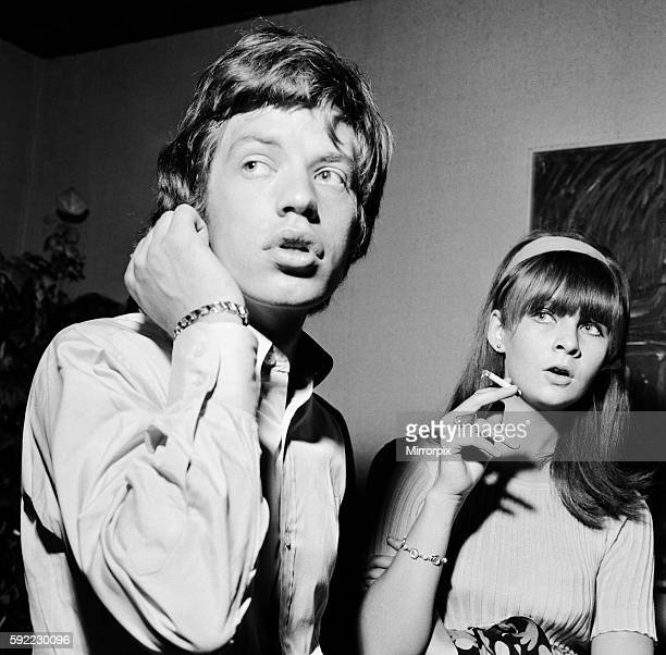 Mick was best man and this was probably taken at the reception in Soho 18th August 1965