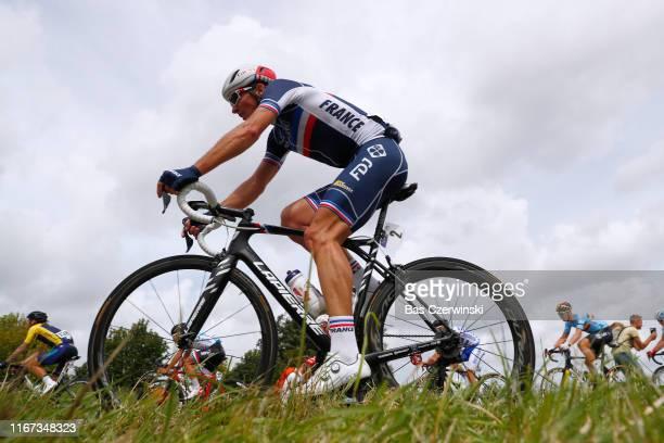 Mickael Delage of France / during the 25th UEC Road European Championships 2019 - Elite Men's Road Race a 172,6km race from Alkmaar to Alkmaar /...