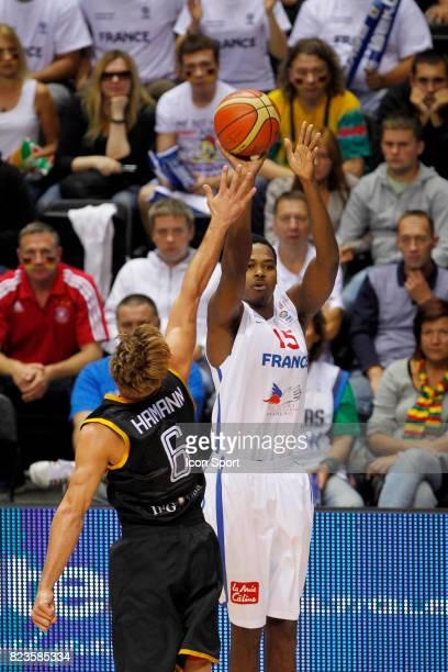 Mickael GELABALE France / Allemagne Championnats d Europe de Basket ball 2011 Siauliai
