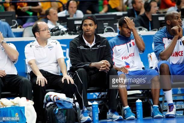 Mickael GELABALE France / Lithuanie Championnat Europe de Basket Ball 2011 Vilnius