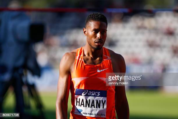 Mickael Hanany of France High Jump during the Meeting de Paris of the IAAF Diamond League 2017 on July 1 2017 in Paris France