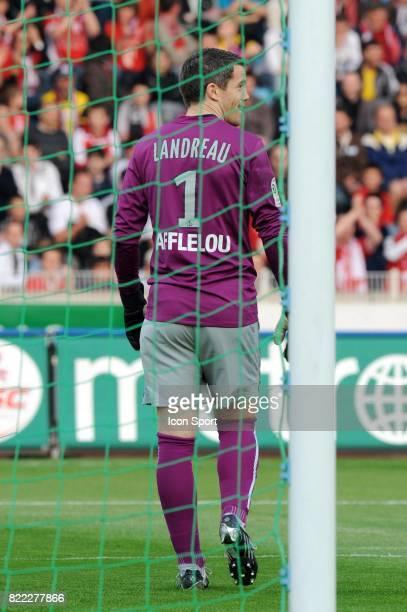 Mickael LANDREAU Lille / PSG 31 eme journee de Ligue 1 Stadium Nord Lille Villeneuve d'Ascq