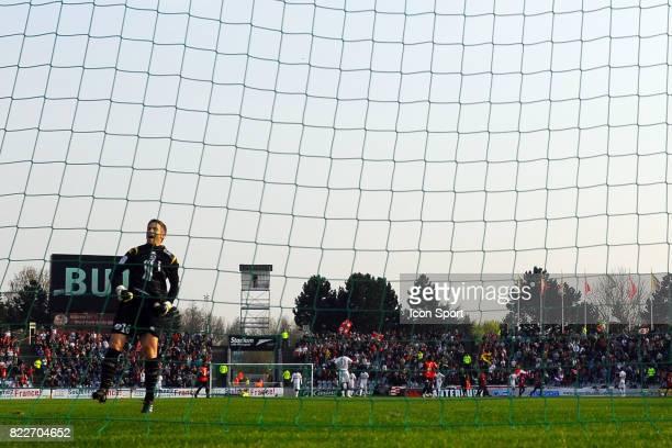 Mickael LANDREAU Lille / Monaco 33eme journee de Ligue 1 Stadium Nord Villeneuve d'Ascq