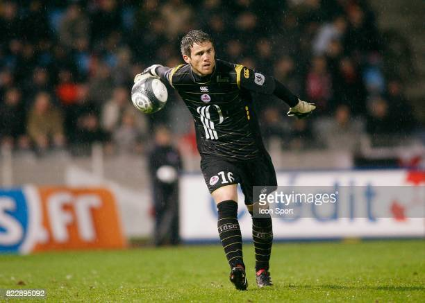 Mickael LANDREAU Lille / Montpellier 30e journee Ligue 1 Stadium Nord Villeneuve d'Ascq