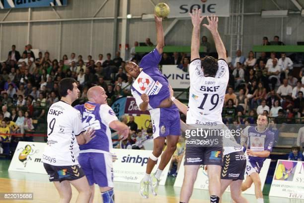 Mickael SINCERE HBC Nantes / ST Cyr Touraine 29eme journΘe de D2