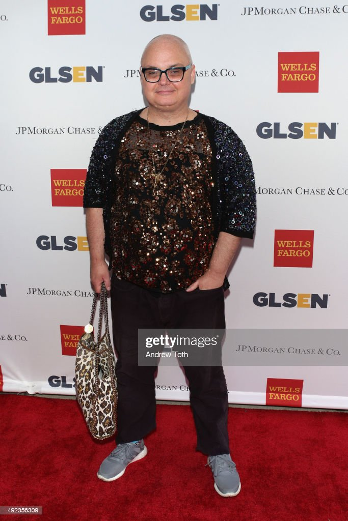 Mickey Boardman attends 11th Annual GLSEN Respect awards at Gotham Hall on May 19, 2014 in New York City.