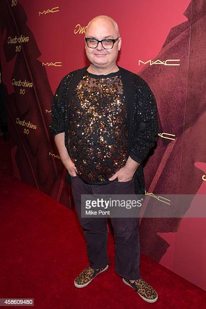 Mickey Boardman attends Indochine's 30th Anniversary Party at Indochine on November 7, 2014 in New York City.