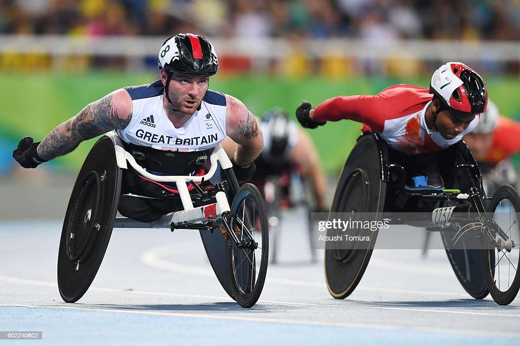 2016 Rio Paralympics - Day 3