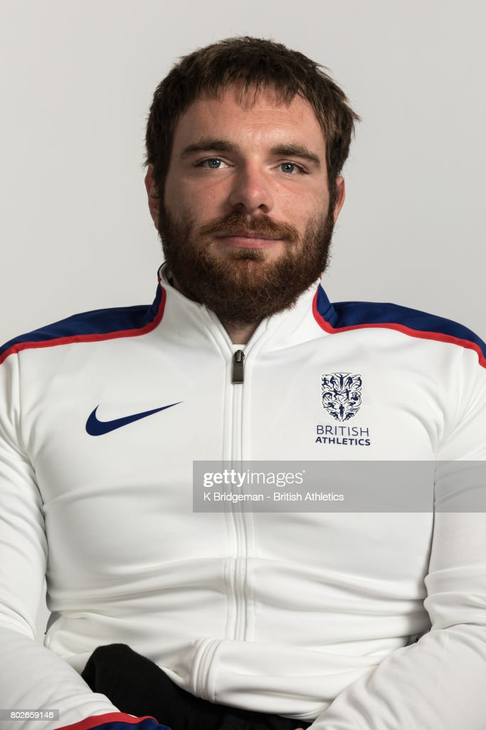 British Athletics World Para Athletics Championships Squad Portraits