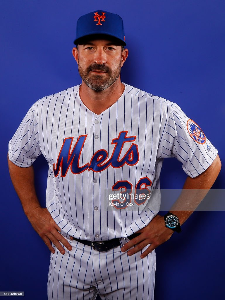 New York Mets Photo Day : ニュース写真