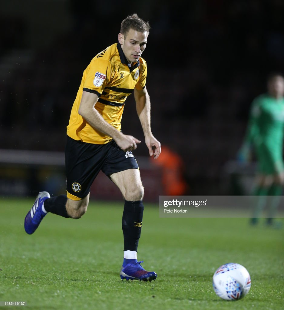 Northampton Town v Newport County - Sky Bet League Two : News Photo