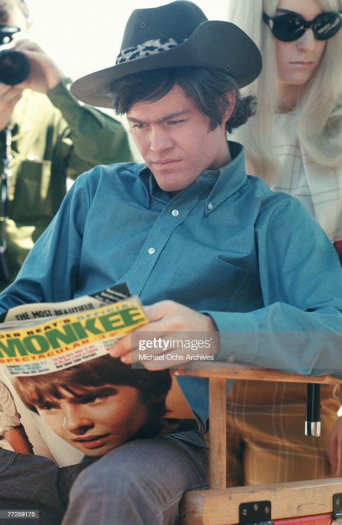 Mickey Dolenz Of The Monkees : News Photo