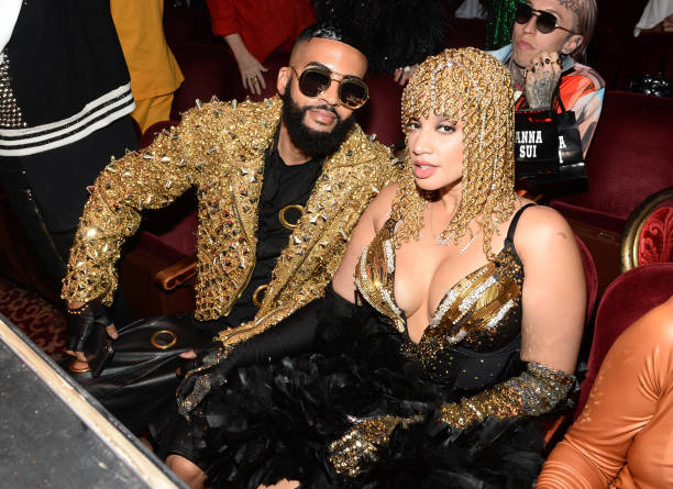 NY: The Blonds x Moulin Rouge! The Musical - Front Row - September 2019 - New York Fashion Week: The Shows