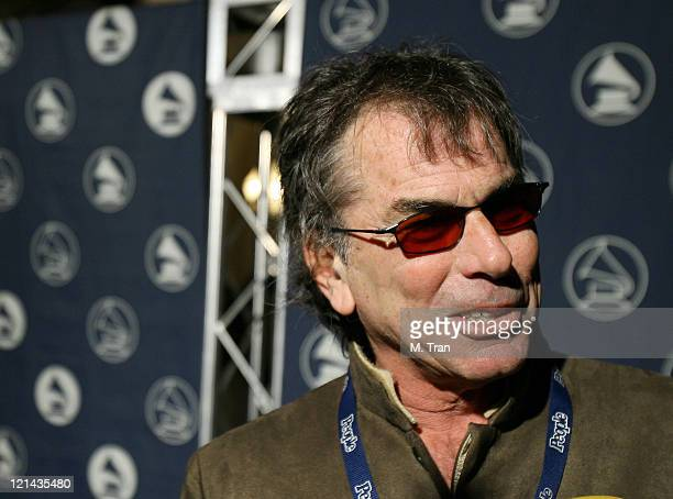 Mickey Hart of the Grateful Dead during The Recording Academy Hosts GRAMMY Special Merit Awards Arrivals at Wilshire Ebell Theatre in Los Angeles...