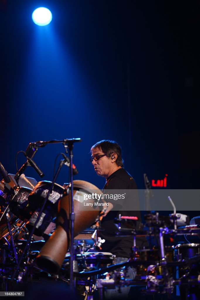 Mickey Hart Performs At Revolution