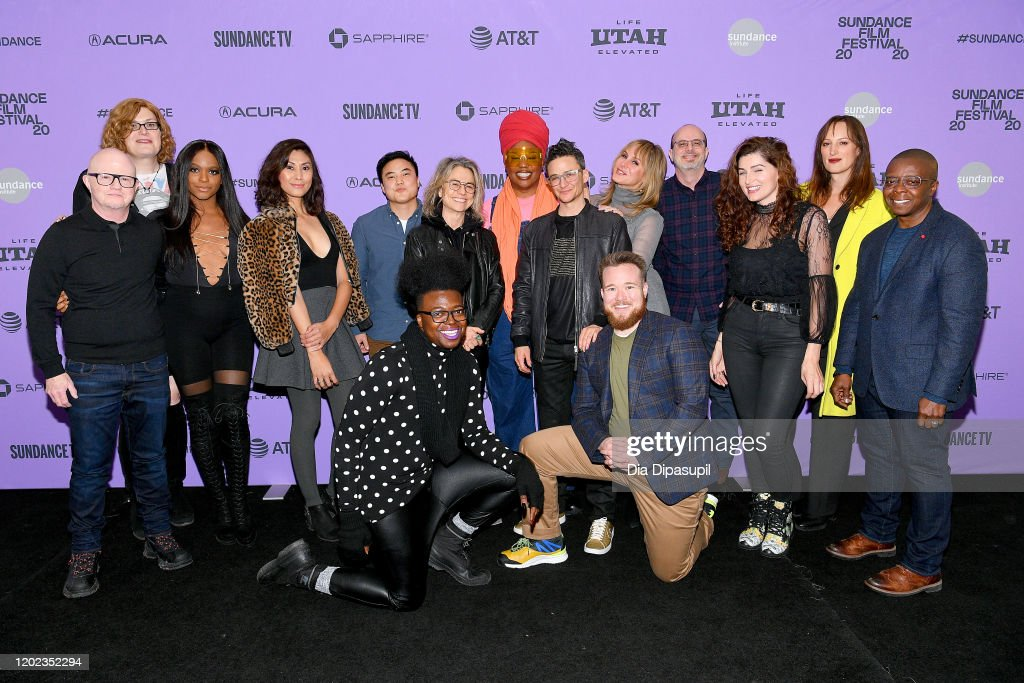 "2020 Sundance Film Festival - Disclosure: Trans Lives On Screen"" Premiere : News Photo"