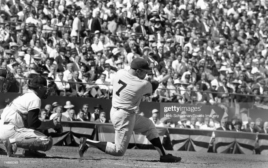 1962 World Series: New York Yankees v San Francisco Giants : News Photo