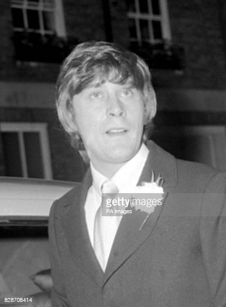 Mickey Most at the wedding of Peter Blair Noone * Mickie who worked with stars including Jeff Beck Lulu The Animals Hot Chocolate and Kim Wilde has...