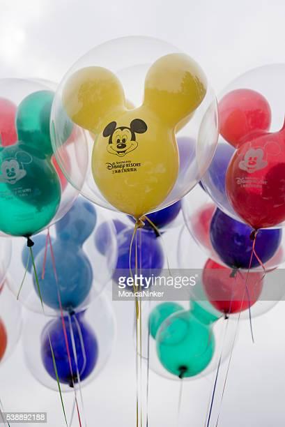 Mickey Mouse Ballons