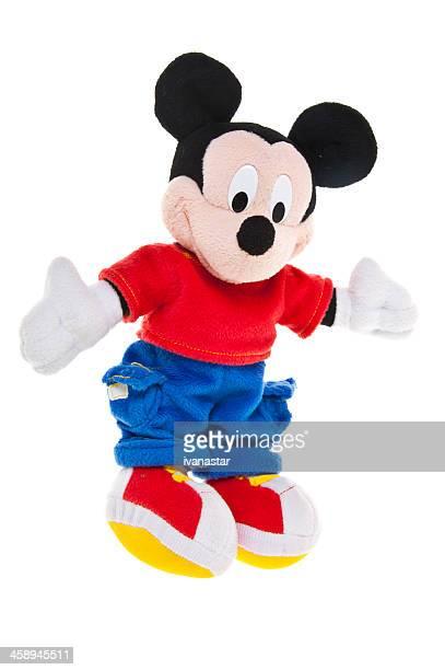 mickey mouse - mickey mouse fotografías e imágenes de stock