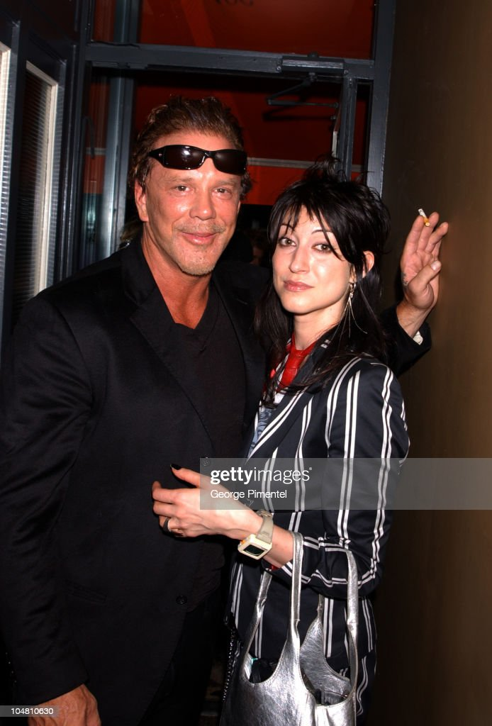 2002 Toronto Film Festival - Roots and ICM Party