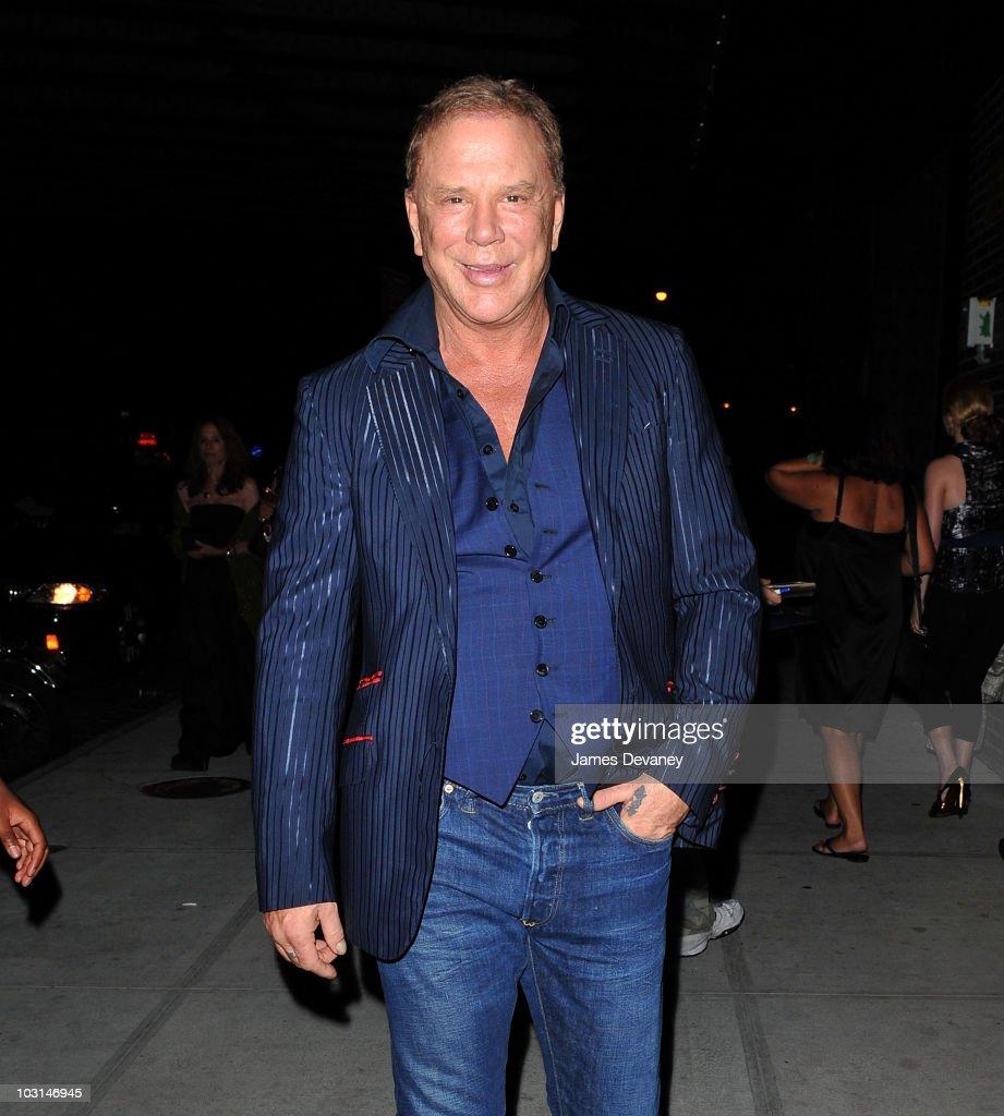 Celebrity Sightings In New York City - July 28, 2010