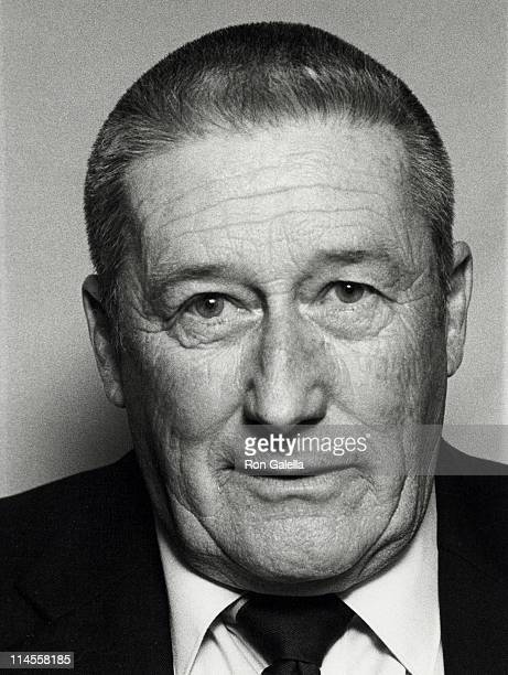 Mickey Spillane during Wrap Party for the Film 'Murder Me Murder You' at Ma Maison Restaurant in Beverly Hills California United States