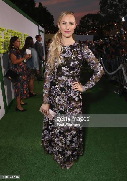 Mickey Sumner at Fox Searchlight's Battle of the Sexes Los Angeles Premiere on September 16 2017 in Westwood California