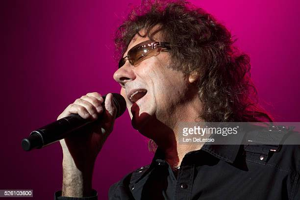 Mickey Thomas performs at the Mayo Performing Arts Center in Morristown NJ Jingle Bell Rock December 1 2011
