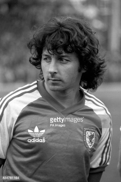 Mickey Thomas the welsh winger