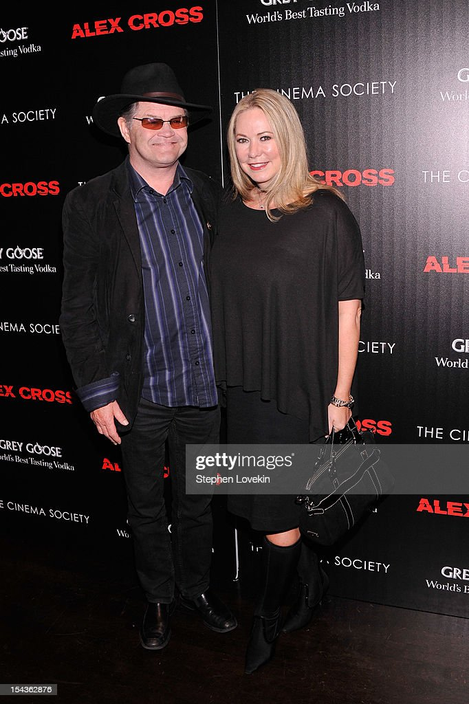 "The Cinema Society & Grey Goose Host A Screening Of ""Alex Cross""- Arrivals : News Photo"