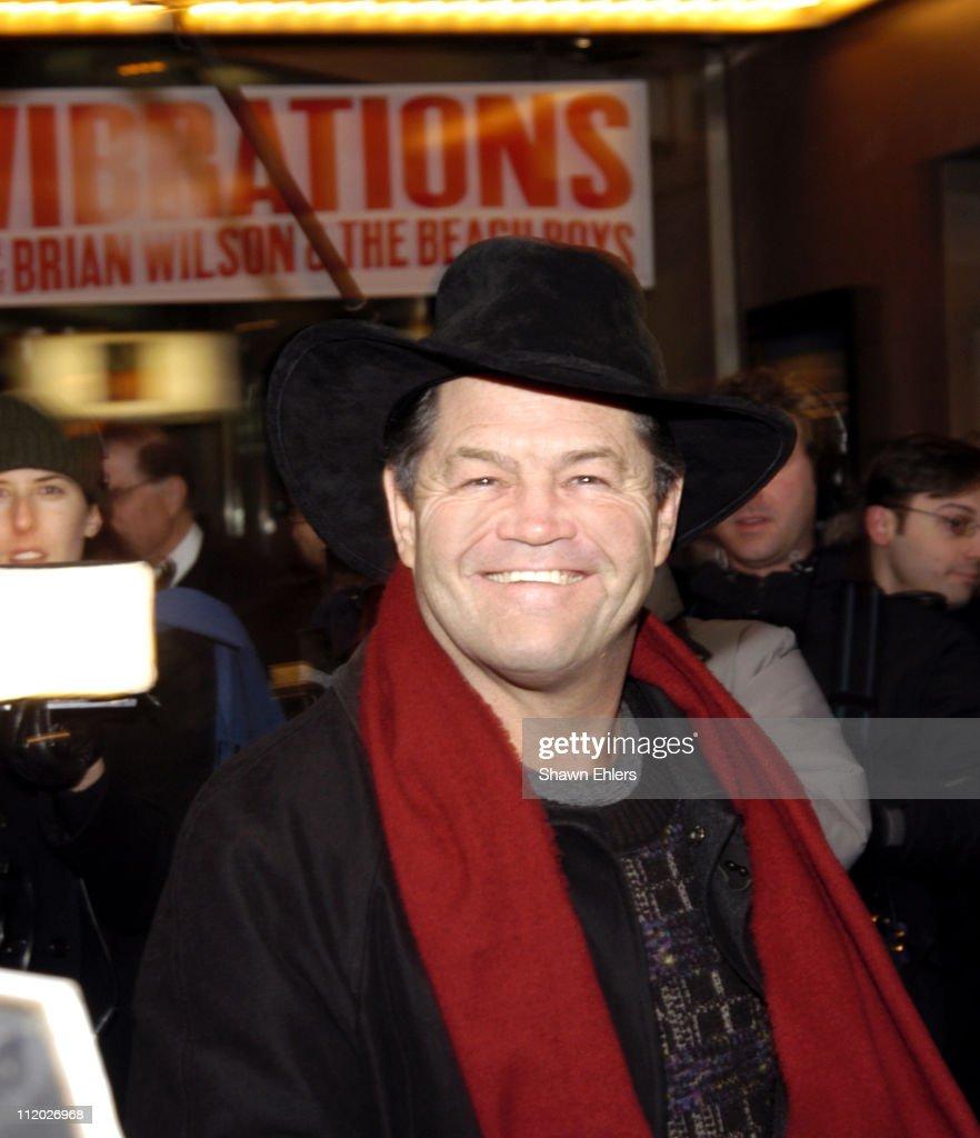 "Broadway's ""Good Vibrations"" Party Celebration : News Photo"