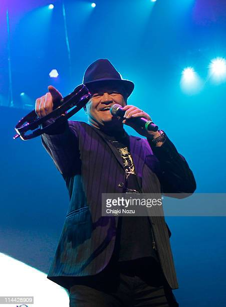 Micky Dolenz of The Monkees performs at Royal Albert Hall on May 19 2011 in London England